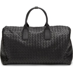 Bottega Veneta Large Leather Intrecciato Duffle Bag found on MODAPINS from harrods (us) for USD $4477.00