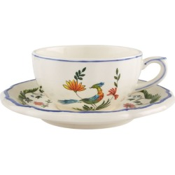 Gien Oiseaux De Paradis Teacup And Saucer found on Bargain Bro India from harrods (us) for $59.00