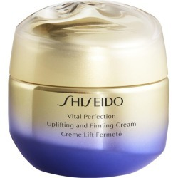 Shiseido Vital Perfection Uplifting and Firming Cream (50ml) found on Makeup Collection from harrods.com for GBP 117.19