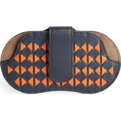 Serapian Leather Mosaico Sunglasses Case found on GamingScroll.com from Harrods Asia-Pacific for $333.69