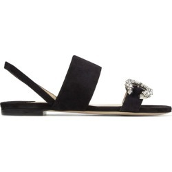 Jimmy Choo Saphera Suede Sandals found on Bargain Bro from harrods.com for £553