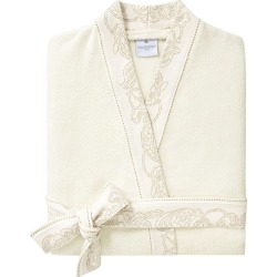 Yves Delorme Bel Ami Ivoire Cotton Kimono (Large) found on MODAPINS from harrods.com for USD $187.12
