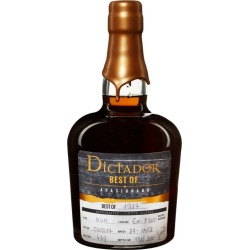 Dictador Best Of 1987 Rum (70cl)