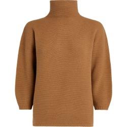 Max Mara Wool-Blend Etrusco Sweater found on Bargain Bro UK from harrods.com