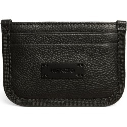Kenzo Grained Leather Card Holder found on Bargain Bro UK from harrods.com