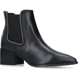 Carvela Leather Spire Ankle Boots 50 found on Bargain Bro UK from harrods.com