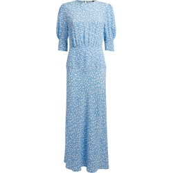 Rixo Lucile Floral Dress found on MODAPINS from harrods.com for USD $388.28