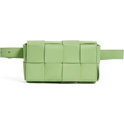 Bottega Veneta Leather Cassette Belt Bag found on Bargain Bro UK from harrods.com