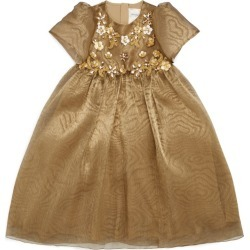 Dolce & Gabbana Kids Embroidered Floral Dress (2-6 Years) found on Bargain Bro UK from harrods.com