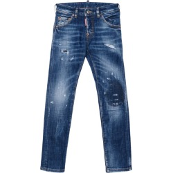 Dsquared2 Kids Regular Caten Heated Cool Guy Jeans (4-16 Years) found on MODAPINS from Harrods Asia-Pacific for USD $423.62
