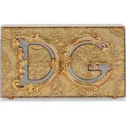 Dolce & Gabbana Logo Box Bag found on Bargain Bro UK from harrods.com