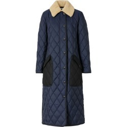 Burberry Quilted Overcoat found on Bargain Bro UK from harrods.com