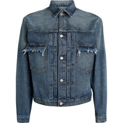 Maison Margiela Military Denim Jacket found on GamingScroll.com from Harrods Asia-Pacific for $1001.07
