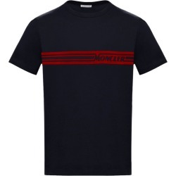 Moncler Logo Stripe T-Shirt found on Bargain Bro India from Harrods Asia-Pacific for $312.01