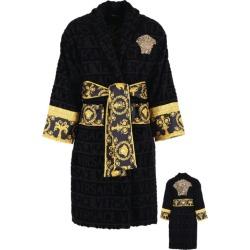 Versace Logomania Robe (Extra Large) found on Bargain Bro UK from harrods.com