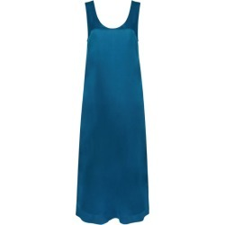 Asceno Capri Silk Slip Midi Dress found on MODAPINS from harrods (us) for USD $509.00