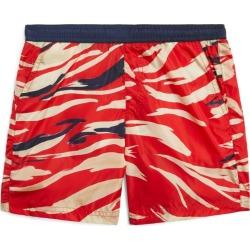 Moncler Enfant Camouflage Print Swim Shorts (12-14 Years) found on Bargain Bro UK from harrods.com