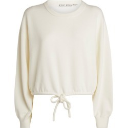 Alice+Olivia Bernetta Drawstring Sweater found on Bargain Bro UK from harrods.com