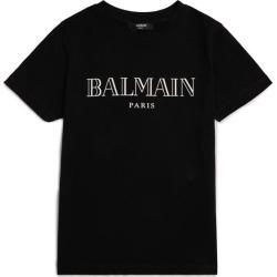 Balmain Kids Logo T-Shirt (8-16 Years) found on Bargain Bro UK from harrods.com