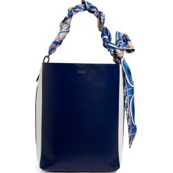Emilio Pucci Leather Margherita Top-Handle Bag found on MODAPINS from Harrods Asia-Pacific for USD $1134.40