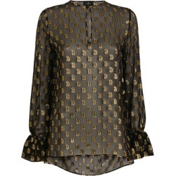 Etro Embroidered Silk Blouse found on MODAPINS from harrods.com for USD $706.30