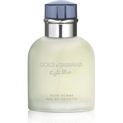 Dolce & Gabbana Light Blue Pour Homme Eau de Toilette (75 ml) found on Bargain Bro UK from harrods.com