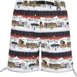 Billionaire Boys Club Landscape Shorts found on MODAPINS from harrods.com for USD $233.19