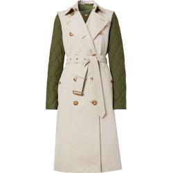 Burberry Detachable-Warmer Sleeveless Trench Coat found on Bargain Bro UK from harrods.com