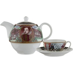 Halcyon Days Shakespeare Tea For One Set found on Bargain Bro India from harrods (us) for $159.00