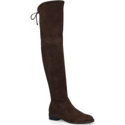 Stuart Weitzman Suede Lowland Boots 30 found on Bargain Bro UK from harrods.com