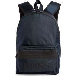 Boss Kidswear Logo Backpack found on GamingScroll.com from Harrods Asia-Pacific for $184.89