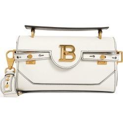 Balmain Leather B-Buzz 26 Baguette Shoulder Bag found on Bargain Bro UK from harrods.com