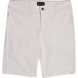 Emporio Armani Kids Chino Shorts (4-16 Years) found on Bargain Bro UK from harrods.com