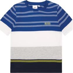 Boss Kids Stripe T-Shirt found on Bargain Bro UK from harrods.com