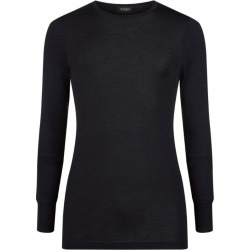 Hanro Woollen Silk Long Sleeve T-Shirt found on MODAPINS from harrods.com for USD $113.97