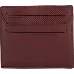 Bottega Veneta Leather Card Holder found on Bargain Bro UK from harrods.com