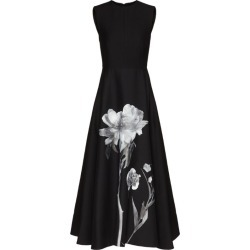 Valentino Cotton-Silk Floral Dress found on MODAPINS from harrods.com for USD $4594.10