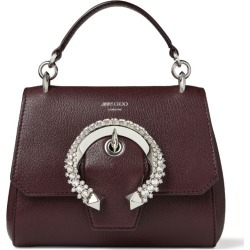 Jimmy Choo Small Leather Madeline Top-Handle Bag found on Bargain Bro from harrods.com for £1403