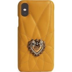 Dolce & Gabbana iPhone XS Devotion Case found on Bargain Bro UK from harrods.com