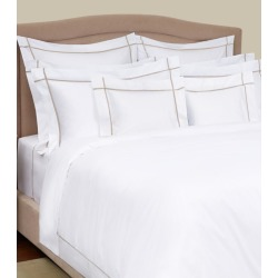 Yves Delorme Athena Pierre Double Duvet Cover (200Cm X 200Cm) found on Bargain Bro India from harrods (us) for $419.00