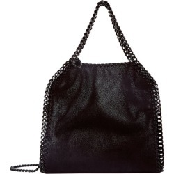 Stella McCartney Mini Falabella Black Chain Tote Bag found on Bargain Bro UK from harrods.com