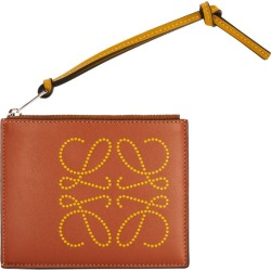 Loewe Leather Anagram Coin Card Holder found on GamingScroll.com from Harrods Asia-Pacific for $434.03