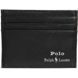 Polo Ralph Lauren Leather Card Holder found on GamingScroll.com from Harrods Asia-Pacific for $87.12