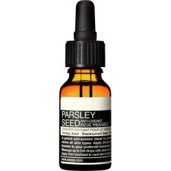AESOP Parsley Seed Anti-Oxidant Facial Treatment (15ml) found on Makeup Collection from harrods.com for GBP 44.27
