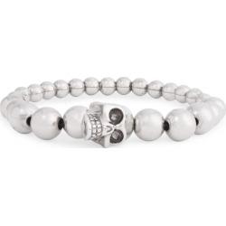 Alexander McQueen Skull Ball Bracelet found on Bargain Bro UK from harrods.com