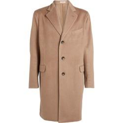 Boglioli Cashmere Coat found on MODAPINS from harrods.com for USD $2465.39