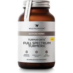 Wild Nutrition Full Spectrum Turmeric (60 Capsules) found on Bargain Bro UK from harrods.com