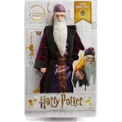 Harry Potter Professor Dumbledore Doll found on Bargain Bro UK from harrods.com