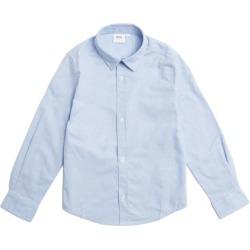BOSS Kidswear Cotton Logo Shirt (4-16 Years) found on Bargain Bro UK from harrods.com