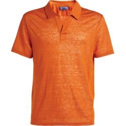 Vilebrequin Linen Polo Shirt found on Bargain Bro UK from harrods.com